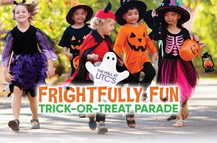 Frightfully Fun Trick-or-Treat Parade