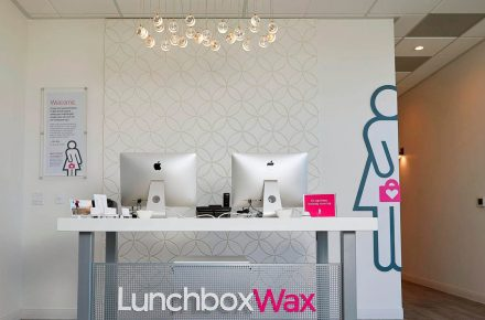 Brow Wax at LunchboxWax