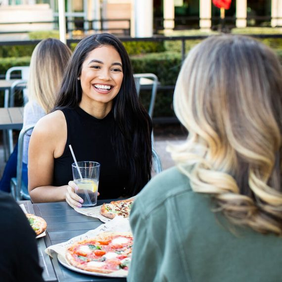 Enjoy 80+ Dining Options