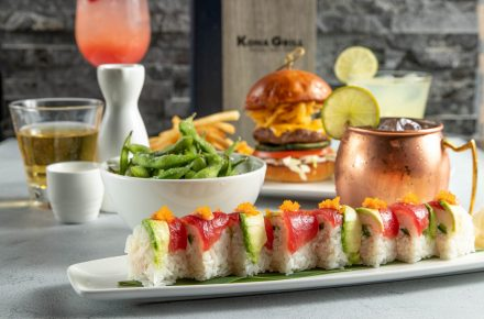Happy Hour at Kona Grill