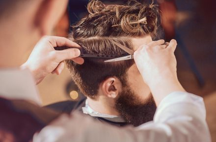 20% off service at Modern Gents